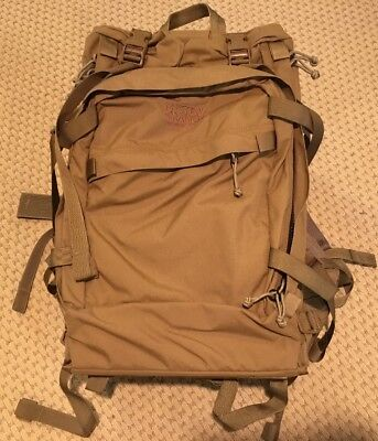 NEW Mystery Ranch (Bozeman MT) 'Crewcab' Backpack Coyote — Size Large