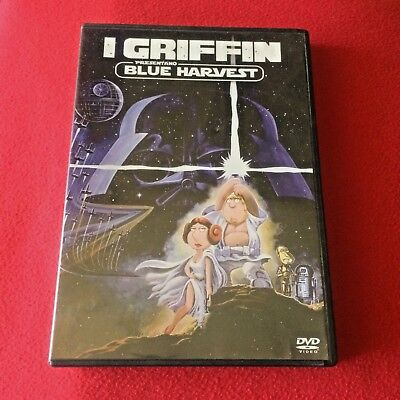 I GRIFFIN presentano BLUE HARVEST dvd film Italiano cartoni animati