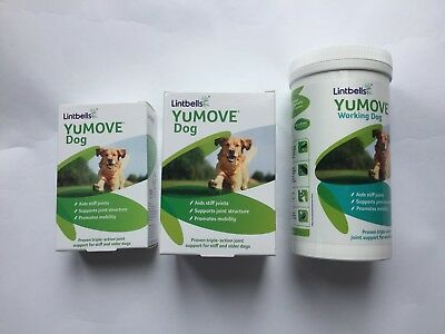 Lintbells Yumove Dog - Joint Support Tablets