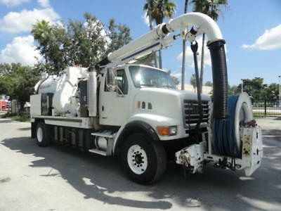 2006 Vac-Con Vactor Vacuum Truck Hydro Excavator Sewer Jetter Combo