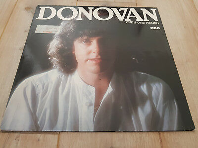 Donovan ‎– Love Is Only Feeling - RCA Victor ‎– PL 28472 - OIS - VG++