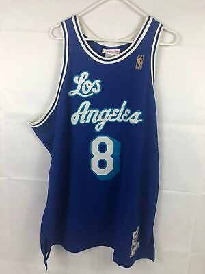 b54348adc ... low price kobe bryant los angeles lakers mitchell ness authentic 1996  alternate jersey 62420 5924e