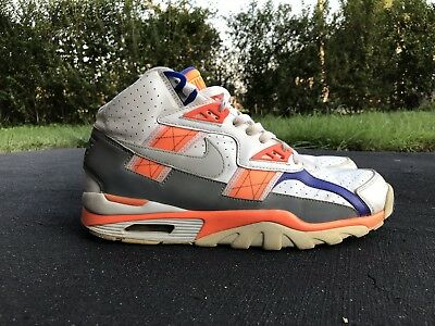 quite nice 8acba 50d08 2013 Nike Air Trainer SC High Auburn Bo Jackson 11.5 Men s 302346-106