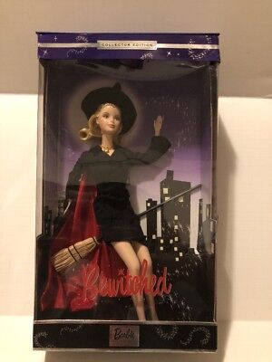 Elizabeth Montgomery as Samantha Stevens in Bewitched TV Show Barbie Doll NIB