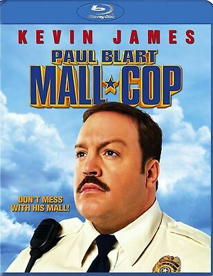 Paul Blart - Mall Cop Blu-Ray NEW Sealed BuyCheapDVD Auction FAST FREE SHIPPING