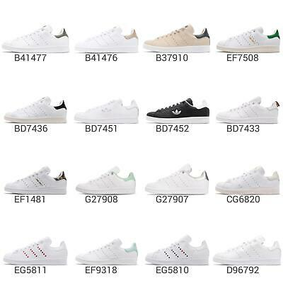 buy online 55c99 ea4b2 adidas Originals Stan Smith Low Top Men Women Classic Sneakers Shoes Pick 1