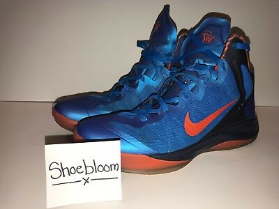 eecceb077567 Nike Zoom Hyperenforcer Russell Westbrook Why Not  PE Size 11 100% Authentic