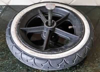Phil & teds wheel. Phil teds tyre & tube. phil teds 12 inch wheel & tyre.