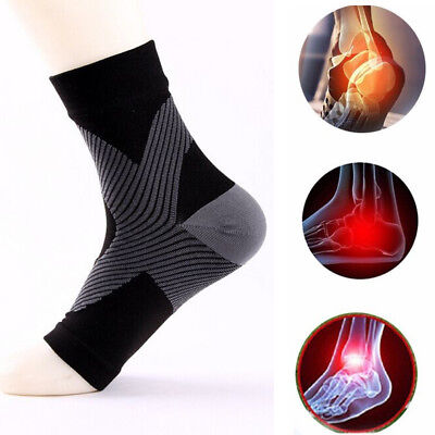 Cozy Ankle Support Strap Adjustable Brace Foot Sprains PainRelif Sports Protect