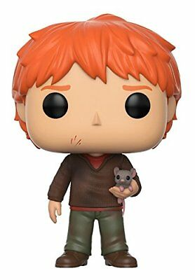 Funko POP! MOVIES: Harry Potter S4 - Ron Weasley with Scabbers
