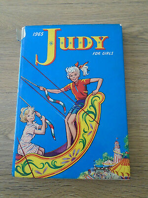 Judy annual 1965, with dust jacket