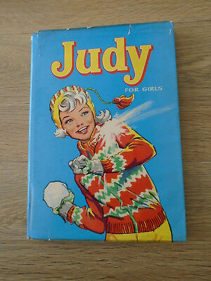Judy annual 1964 with dust jacket