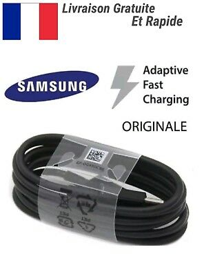 Cable Chargeur Usb Data Type-C Cordon Rapide Original Samsung Galaxy S8 S9 A5 17