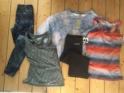 New Bench Bundle Gym/ workout Clothes Size : Small