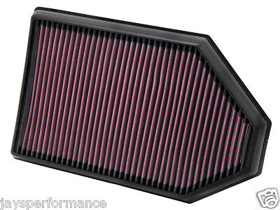 Kn Air Filter (33-2460) Replacement High Flow Filtration