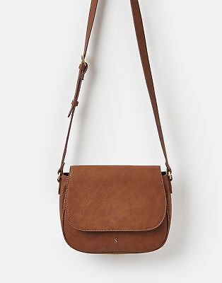 Joules 204144 Saddle Bag ONE in TAN in One Size