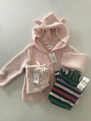 Gap Baby Girl Bundle BRAND NEW WITH TAGS