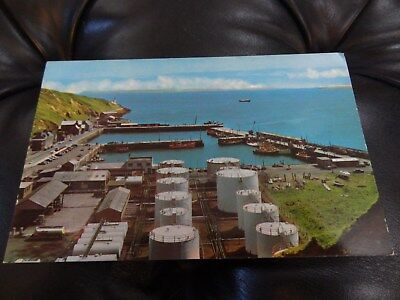 St Ola Approaching Scrabster Harbour JB White Postcard PT36961