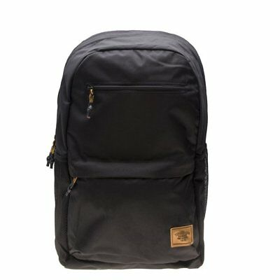 7256ff6e4b NEW MENS CONVERSE BLACK ORIGINAL POLYESTER BACKPACK BACKPACKS ...