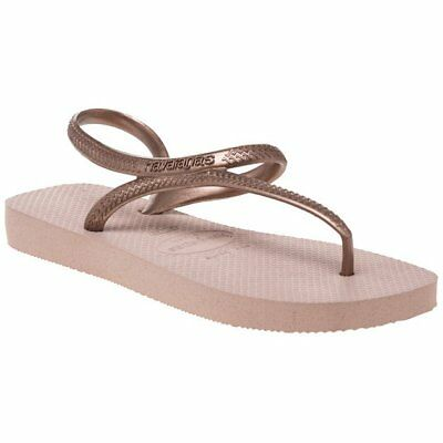 1ade91585929c9 HAVAIANAS FLASH URBAN Sandal - Girl s Size 3 4 - Gold -  14.00 ...