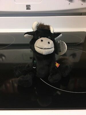 Happy Toro the Bull Spain International Coca Cola Collection Bean Bag Plush 1999