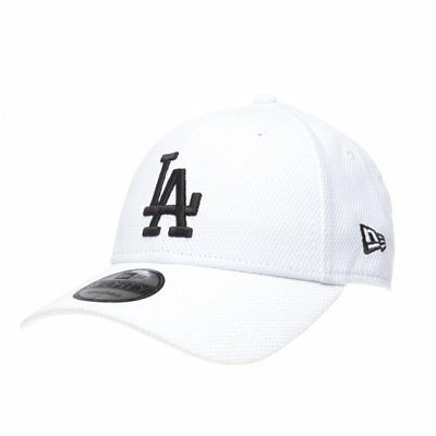 New MENS NEW ERA WHITE 9 FORTY LA DODGERS POLYESTER CAP BASEBALL CAPS