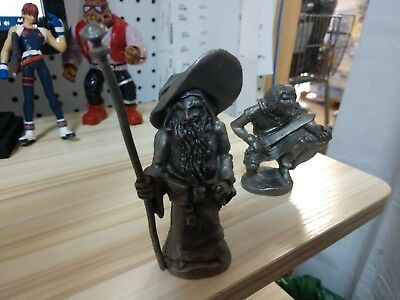 Two pewter Lord of the rings Figures
