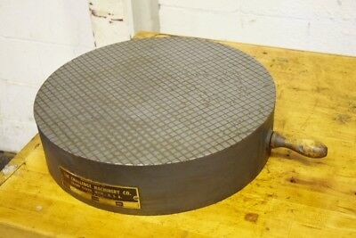 "Challenge Machinery 18"" Cast Surface Plate"