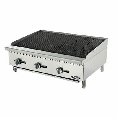 "New 36"" Radiant Char Broiler Commercial Restaurant Duty Natural Or Lp Gas"