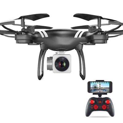 KY101 HD Camera RC Drone Headless Mode Altitude Hold Wifi FPV RC Quadcopter RTF