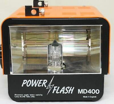 PowerFlash (Jessops) MD400 Studio Flash unit FREE UK POST