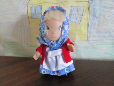 "2000 Precious Moments Doll 6 Inch International Hi Babies ""Russian"""
