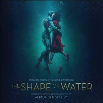 The Shape Of Water [Original Motion Picture Soundtrack] [10/5] New Vinyl
