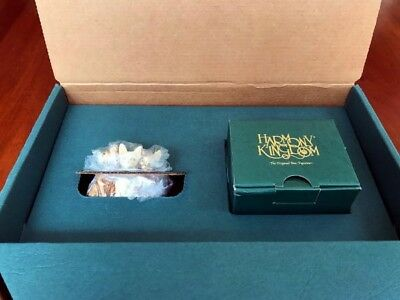 Harmony Kingdom Royal Watch Collectors Kit 1998 MIB, Signed by Artist!