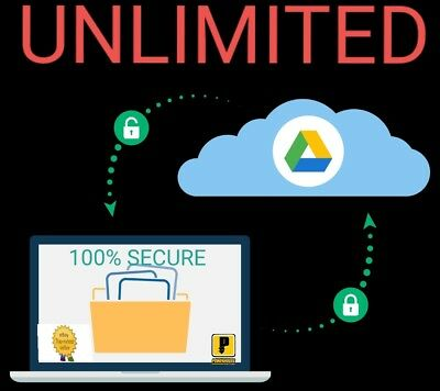 UNLIMITED STORAGE FOR GOOGLE DRIVE Unlimited not EDU ACC 2+1 free life