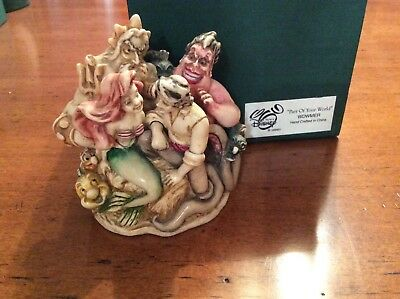 Disney Part of your World Harmony Kingdom new in box LE The Little Mermaid Ariel