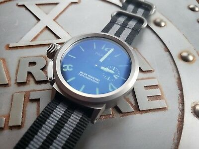 50mm u Boat PARNIS Mechanical Automatic Watch - FIRST CLASS