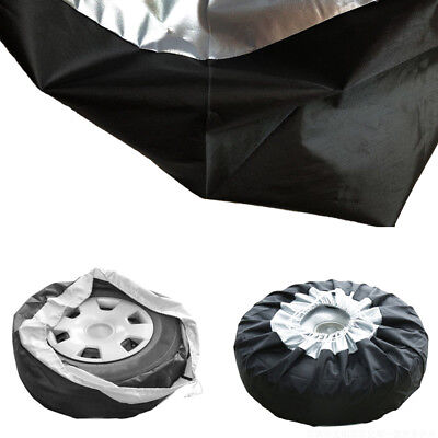"1 Piece Car SUV 13-19"" Tote Spare Tire Tyre Storage Cover Wheel Bag Universal"