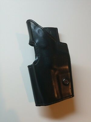 Safariland Glock 17 duty holster.  NYSP issue.