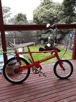 Raleigh Chopper Dragster MK3