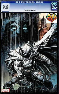 Moon Knight 200 Finch Variant CGC 9.8 Fast Tracked