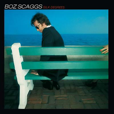 BOZ SCAGGS - SILK DEGREES D/Remaster CD w/BONUS Trax ~ LIDO SHUFFLE +++ *NEW*