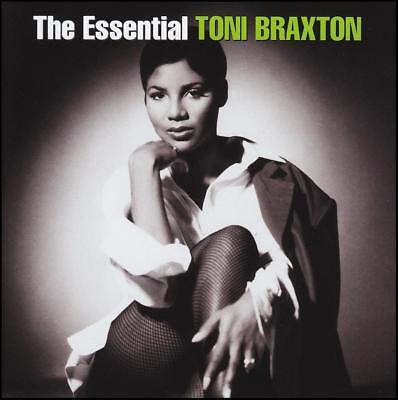 Toni Braxton (2 Cd) The Essential ~ Greatest Hits / Best Of *New*