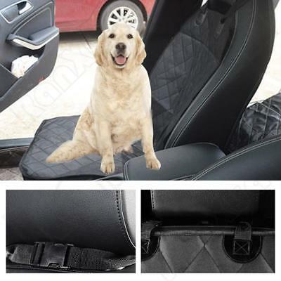 Premium Waterproof Pet Cat Dog Front Car Seat Cover Booster Protector Mat Travel