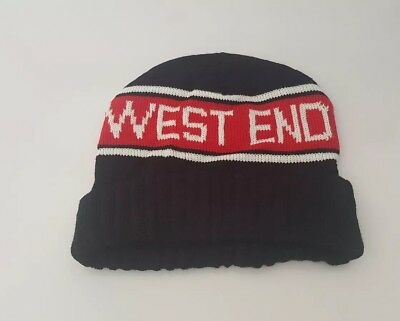 West End Draught Beanie Official Adult Beer Merchandise Brewery Breweriana SA