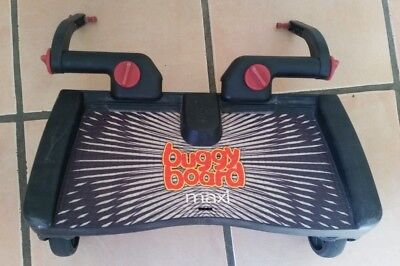 Lascal Buggy Board Maxi Universal Standing Board for Strollers Prams Jogger