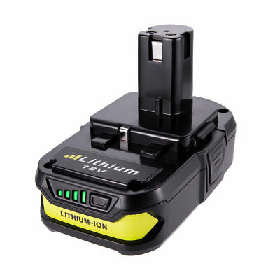 For Ryobi P102 18V One Plus Battery P104 P108 Lithium-Ion 18Volt Tool 2.0Ah