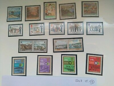 Guernsey stamps unmounted mint