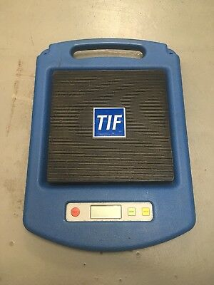TIF Refrigeration Weighing Scales