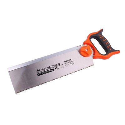 12 inch Back Saw Dovetail Saw Handsaw with Adjustable Handle Carpentry Tool